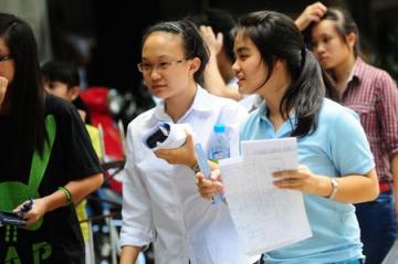 Các trường khối ngành xây dựng sử dụng kết quả của kỳ thi quốc gia