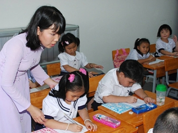 Hòa Bình tuyển dụng giáo viên