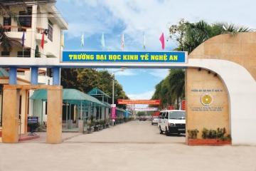 Đề án tuyển sinh 2015 Đại học kinh tế Nghệ An