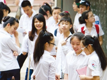 Lịch thi học sinh giỏi Quốc gia năm 2015