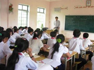 Đề kiểm tra giữa kỳ 1 lớp 8 môn địa lý năm 2014