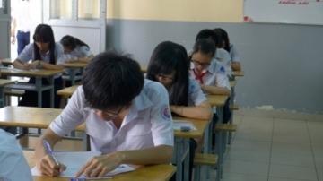Đề thi giữa học kì 1 lớp 9 môn Toán năm 2014