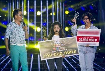 Tập 4 gương mặt thân quen nhí 2014: Ngân Quỳnh, Bảo Nghi giành chiến thắng