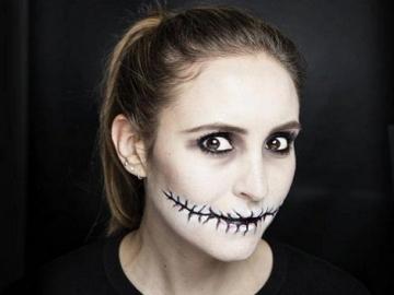 Hướng dẫn trang điểm Halloween cực đơn giản