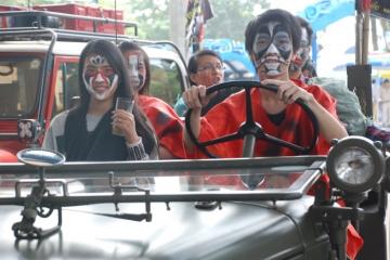 Những địa điểm vui chơi Halloween 2014 tại Hà Nội
