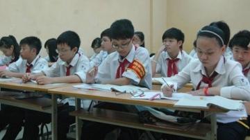 Đề kiểm tra giữa học kỳ 1 lớp 8 môn Hóa năm 2014