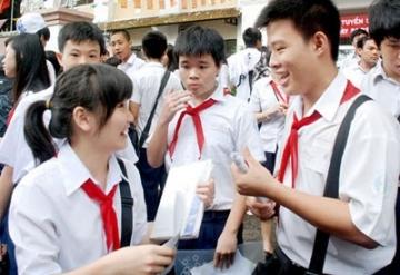 Đề kiểm tra học kì 1 lớp 8 môn tiếng Anh năm 2014