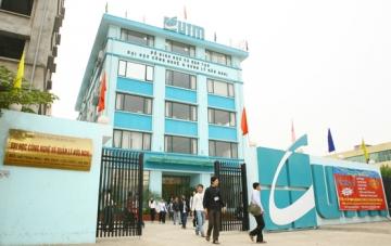 Đại học Công nghệ và quản lý Hữu Nghị bị tạm ngừng tuyển sinh năm 2015