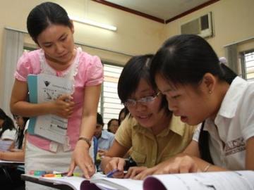 Tuyển chọn giáo viên dạy học tại Mô-dăm-bích năm 2015