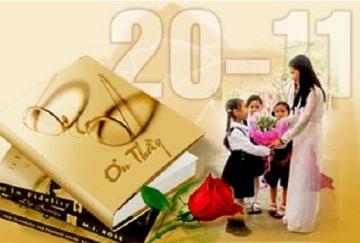 Những món quà ý nghĩa dành tặng thầy cô giáo ngày 20/11