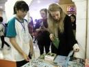 Nữ sinh Ngoại thương tham gia ngày hội quảng bá du lịch Việt Nam