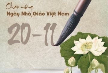 Những bài thơ ý nghĩa nhất tri ân thầy cô nhân ngày 20-11