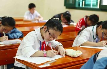 Đề thi học kì 1 lớp 5 môn toán trường tiểu học Trần Hưng Đạo năm 2014