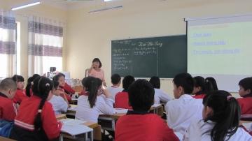 Đề thi học kì 1 lớp 6 môn ngữ văn năm 2014 - Triệu Phong