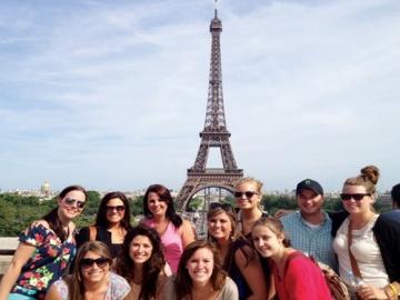 Học bổng Pháp hẫn dẫn tại Việt Nam năm 2015