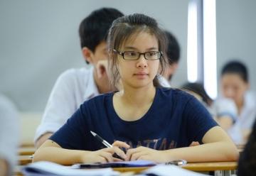 Cấu trúc đề thi vào Đại học Quốc gia Hà Nội 2015