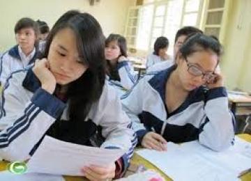 Đề thi học kì 1 lớp 6 môn Toán Trường THCS Đức Ninh (Đề 1)