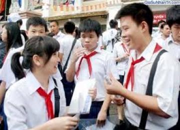Đề thi học kì 1 lớp 6 môn Toán Trường THCS Đức Ninh (Đề 2)