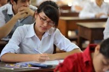 Đề thi học kì 1 lớp 12 môn Toán năm 2014 Trường THPT Nguyễn Trung Trực