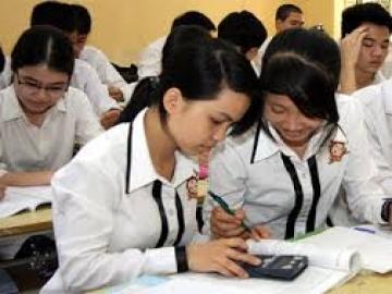 Đề thi học kì 1 lớp 12 môn Toán năm 2014 Trường THPT Quỳnh Lưu 2