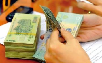 Thưởng tết ngân hàng 2015 không tăng