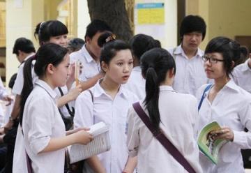 Đề thi học kì 1 lớp 12 môn Toán 2014 - THPT Phù Lương, Thái Nguyên