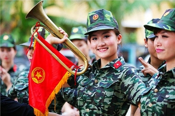 Điều kiện về sơ tuyển và tuyển sinh các trường Quân đội