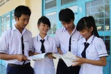 Đề thi học kì 1 lớp 11 môn Toán năm 2014 Trường THPT Mỹ Lộc
