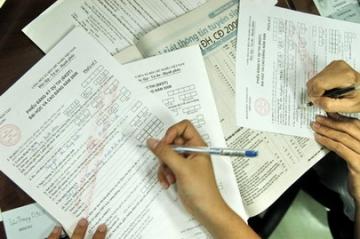 Thủ tục dự thi THPT quốc gia và xét tuyển vào ĐH-CĐ 2015