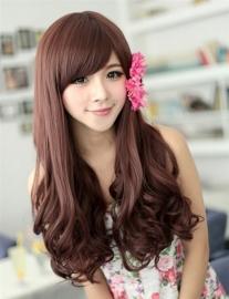 Kiểu tóc cực xinh cho bạn nữ trong đêm giáng sinh