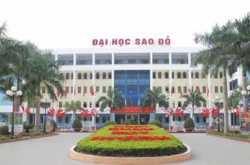 Đại học Sao Đỏ công bố phương án tuyển sịnh riêng 2015