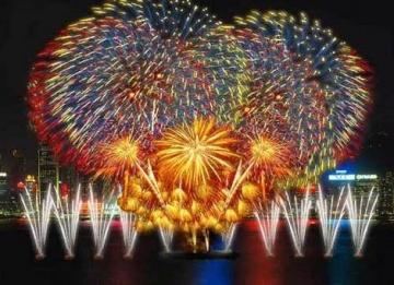 Địa điểm chào đón năm mới 2015 tại Hà Nội