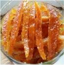 Cách làm mứt vỏ cam mật ong thơm dẻo đãi khách ngày tết