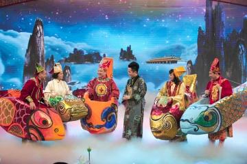 Lịch phát sóng Táo quân 2015 đêm giao thừa (ngày 18/2/2015)