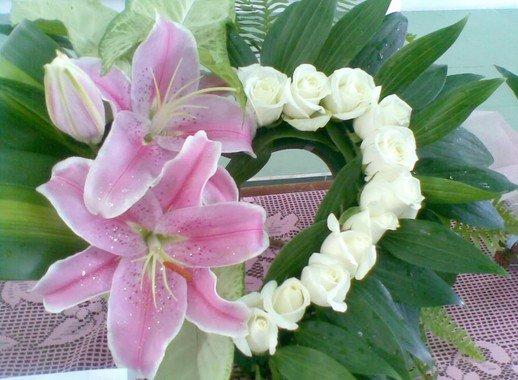 Cắm hoa ngày phụ nữ Việt Nam 3
