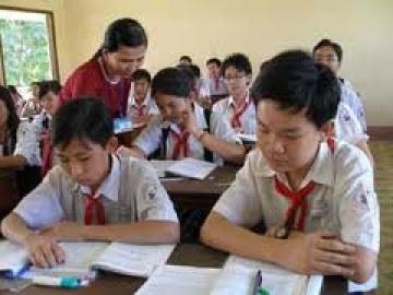 Đề thi giữa học kì 2 lớp 8 môn Toán THCS Trần Hưng Đạo 2015