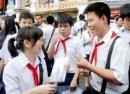 Đề thi giữa học kì 2 lớp 6 môn Toán - THCS Việt Yên năm 2015