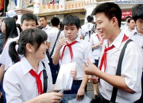 Đề thi giữa học kì 2 lớp 8 môn Tiếng Anh - Việt Yên năm 2015