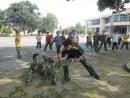 Trường sĩ quan lục quân 1 tuyển 1662 chỉ tiêu năm 2015