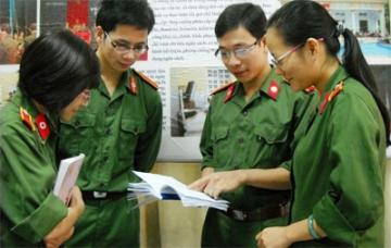 Trường sĩ quan chính trị tuyển 770 chỉ tiêu năm 2015