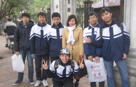 Tuyển sinh lớp 10 THPT chuyên Đại học Sư phạm Hà Nội 2015