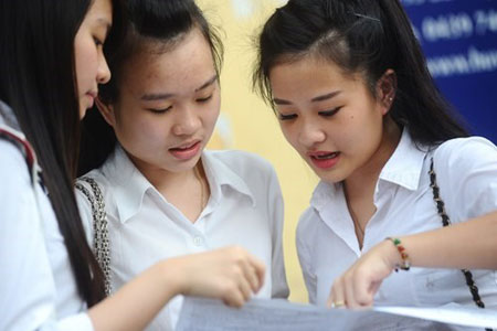 Đề thi thử THPT quốc gia môn Tiếng Anh - THPT Lý Thái Tổ năm 2015