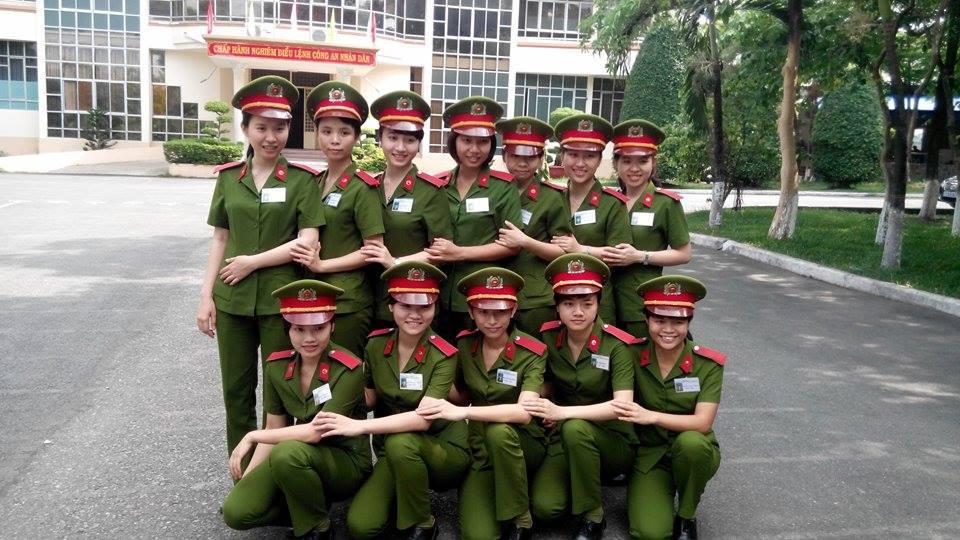 Đại học cảnh sát nhân dân công bố chỉ tiêu tuyển sinh 2015