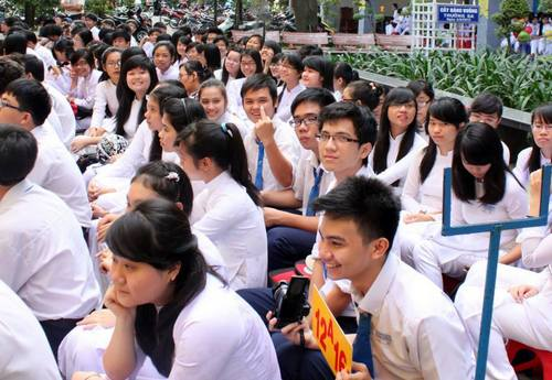 Danh mục mã trường THPT tỉnh Thái Nguyên