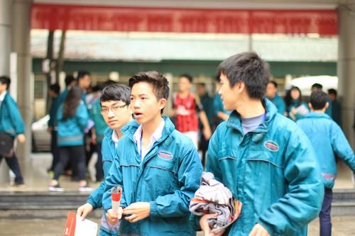 Lịch công tác kỳ thi THPT Quốc gia năm 2015