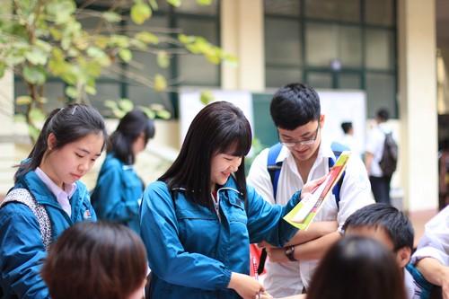 Phân chia thí sinh đăng ký cụm thi THPT Quốc gia 2015 tại TPHCM