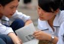 Chỉ tiêu tuyển sinh Cao đẳng sư phạm Thái Bình năm 2015
