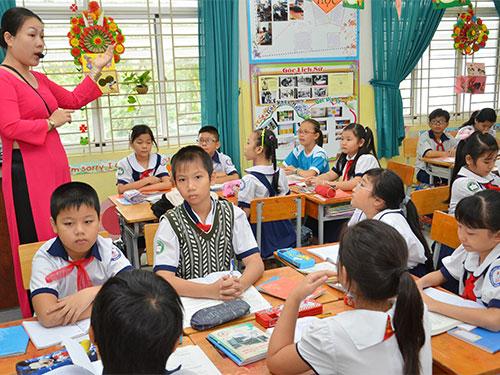 Đề thi học kì 2 lớp 5 môn Tiếng Việt năm 2015