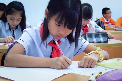 Đề thi học kì 2 lớp 4 môn Toán năm 2015