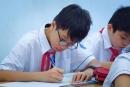 Đề thi học kì 2 lớp 7 môn Toán năm 2015 - THCS Thanh Nghị